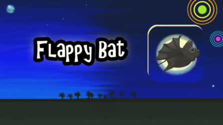Start video StarInc flappy bat